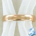 Золотое обручальное кольцо 4 мм