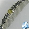Серебряная расческа