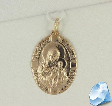 «Икона Божией Матери «Неувядаемый цвет»